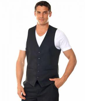 Basic Black Vest