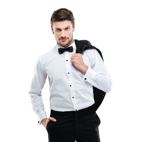 Microfiber Slim Fit Shirt