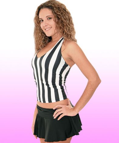 Referee Halter Top
