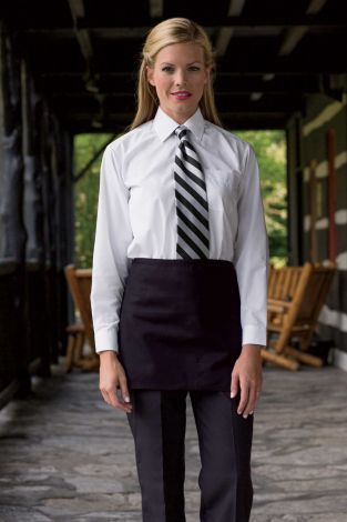 Black Dealer Apron