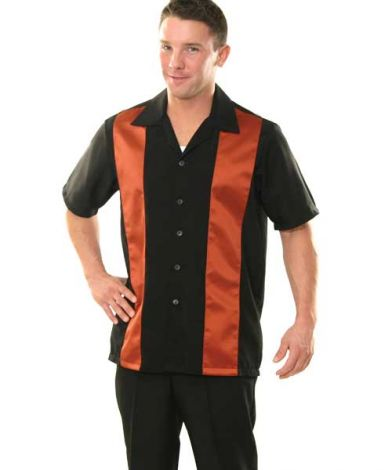 SFA Shirt with Sienna Panels