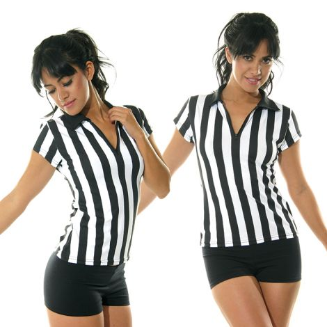 Fitted Referee Jersey