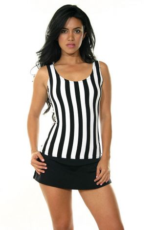 Referee Tank Top